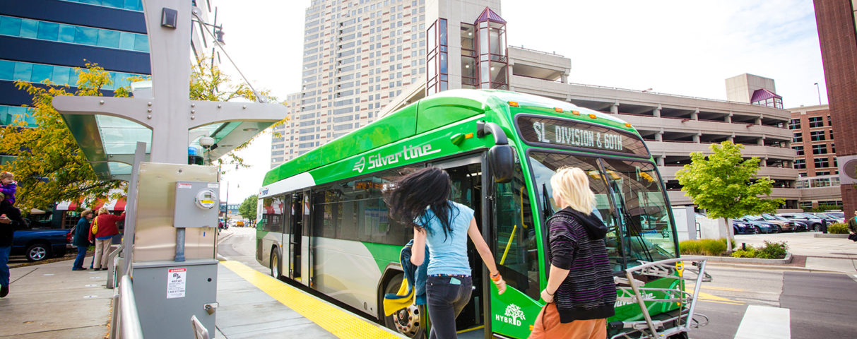 Regional Transit | Downtown Grand Rapids Inc