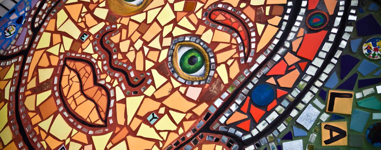 Mosaic-Face