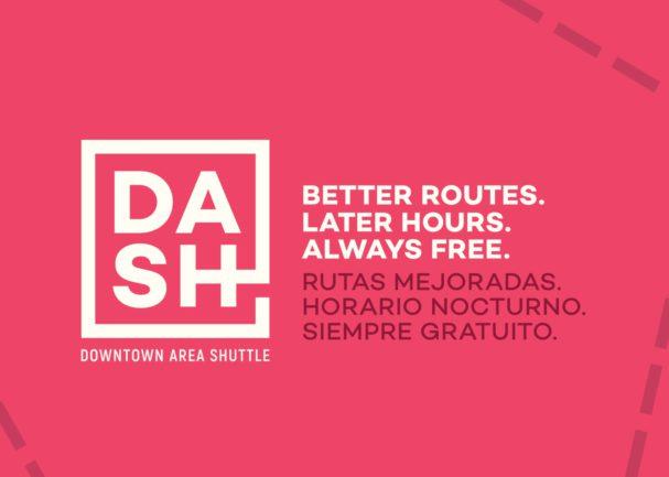 Dash Banner