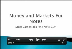 note buying webinar