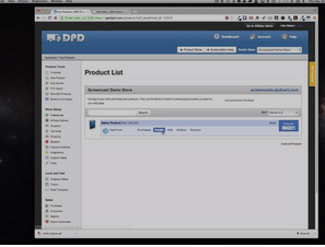 Creating a Digital Product with DPD