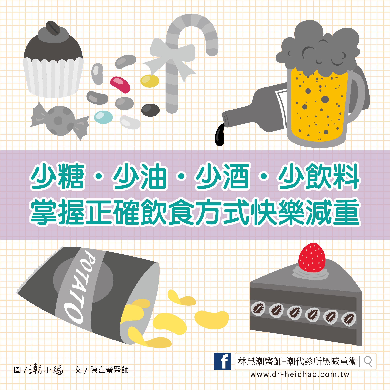 正確飲食,讓您瘦的窈窕又健康03