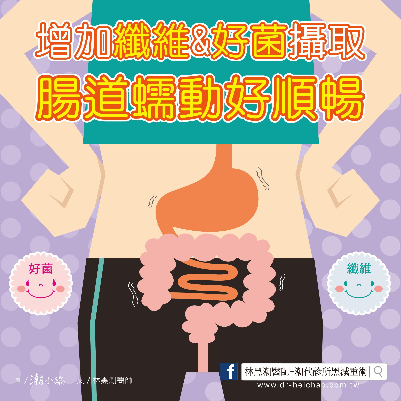 20170722林醫師-「便不便」與「瘦不瘦」-「便秘」與減肥-03