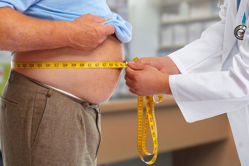 腹部肥胖,小心代謝症候群