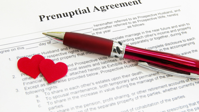Top 3 Reasons You Should Get A Prenup