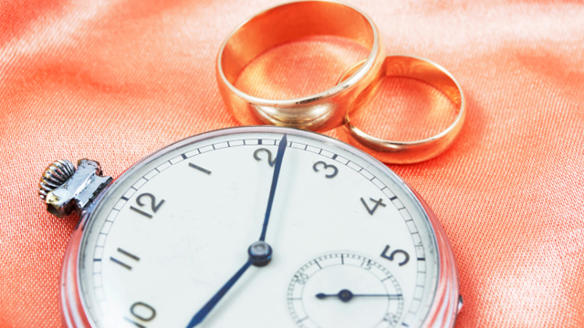 Are You and Your Partner On The Same Dating Clock?