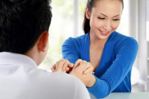 Successful Woman Attracting Men