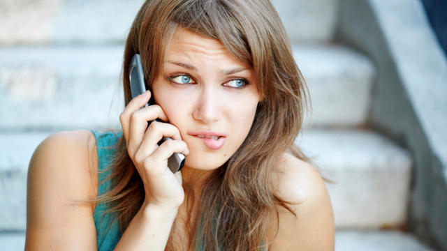 My Ex Always Calls When I'm Getting Over Him…  What Should I Do?