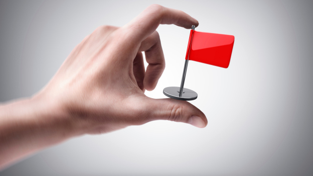 How & When to Act On Red Flags…