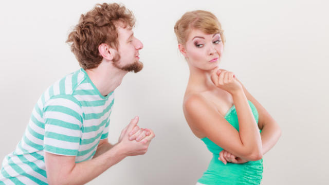 Are You Dating Someone Who Is TOO Into You?