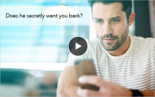 Ex Boyfriend Secretly Wants You Back!