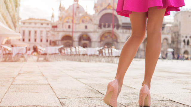 Attraction Secrets of an Italian Diva (How to Attract High Quality Men Series)