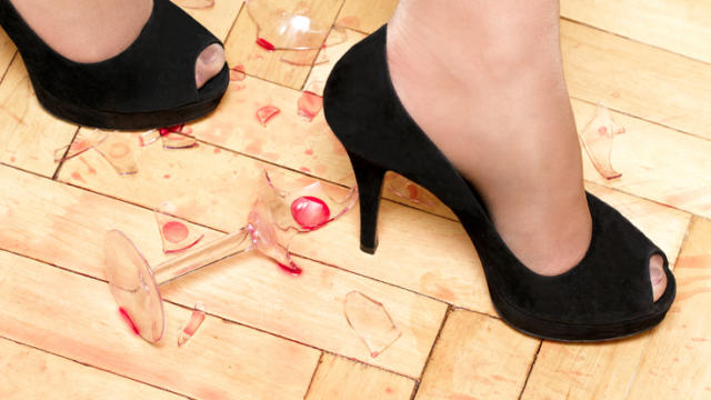 "How to Stop ""Walking on Glass"" in Your Relationship"