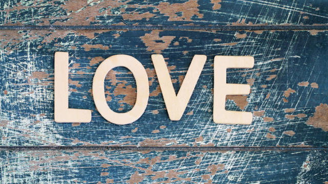 Love is Just a Word Until…