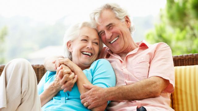 Should Seniors Strive for Love in Relationships?