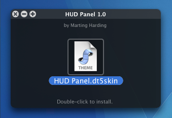 HUD Panel