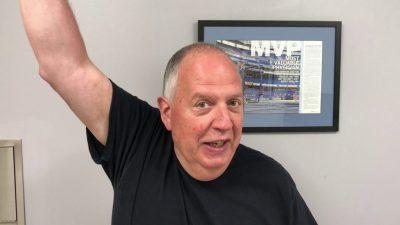Anthony Tedesco - Shoulder Rotator Cuff Repair