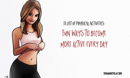 11 List of Physical Activities – Fun Ways To Become More Active Every Day