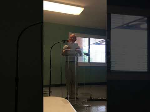 Ken Thomas Type 1 Diabetes Confession Talk 6/17/2018