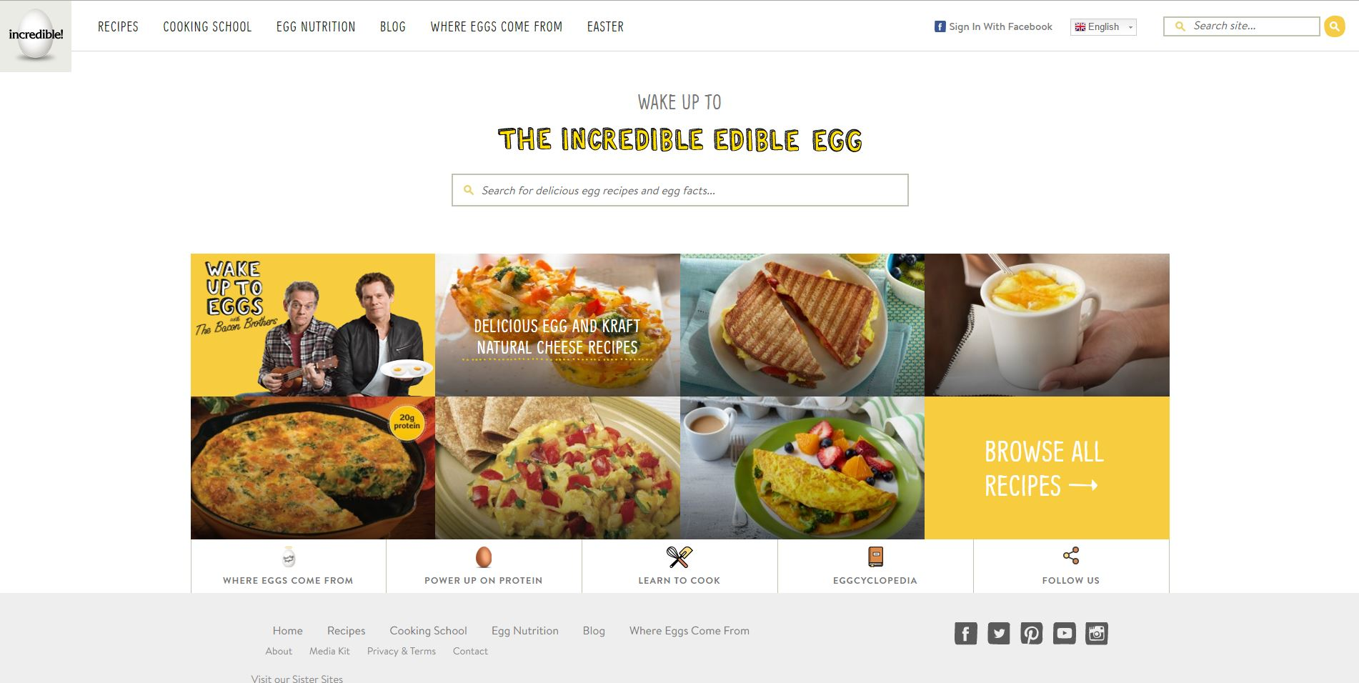 IncredibleEgg.org