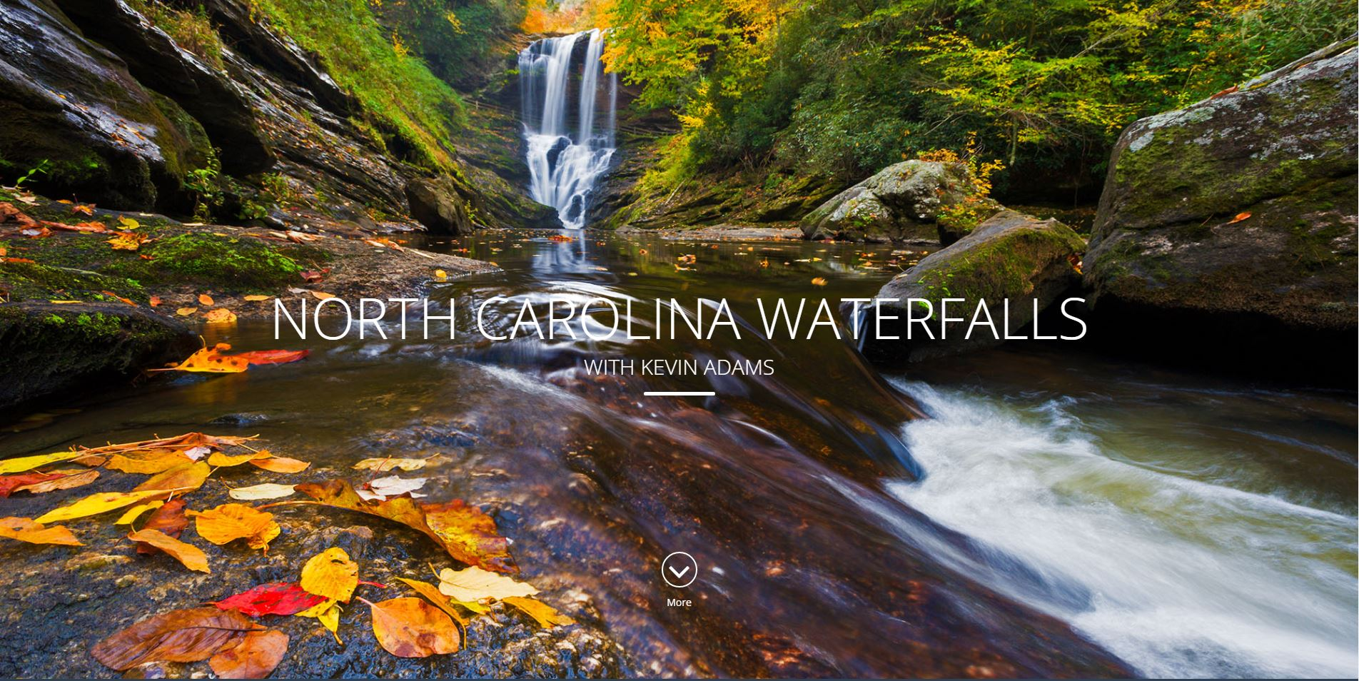 North Carolina Waterfalls - Home