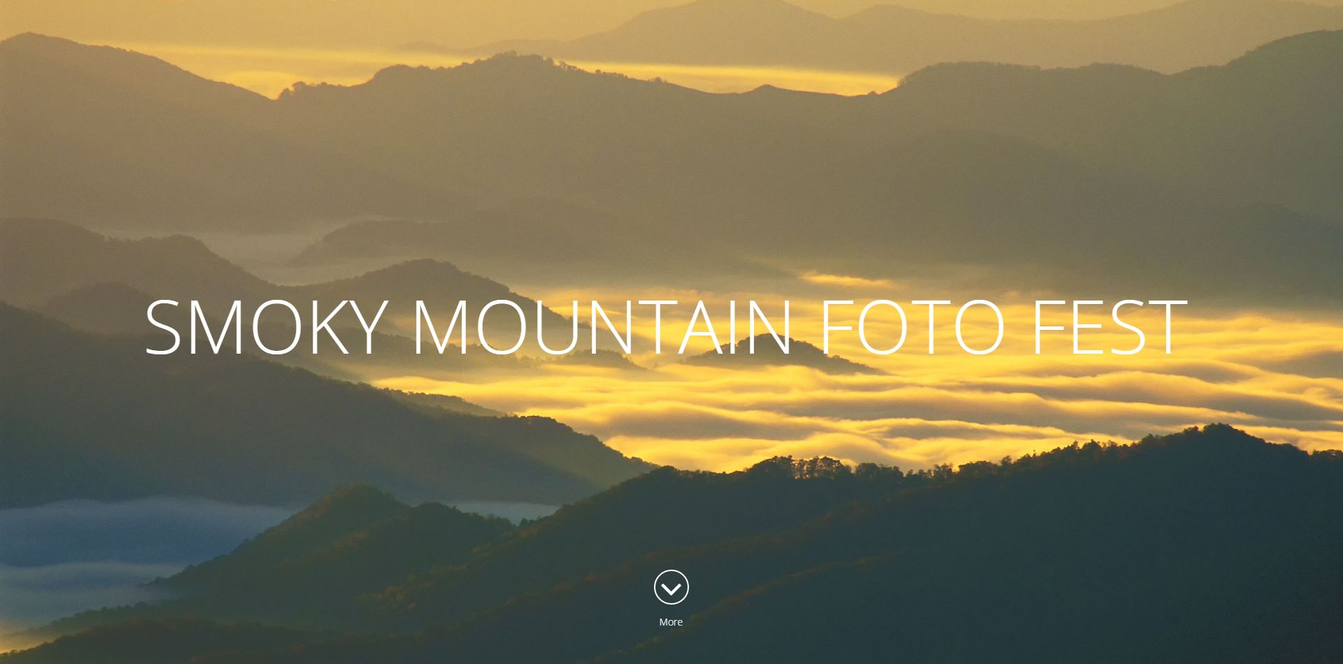Home Page for Smoky Mountain Foto Fest