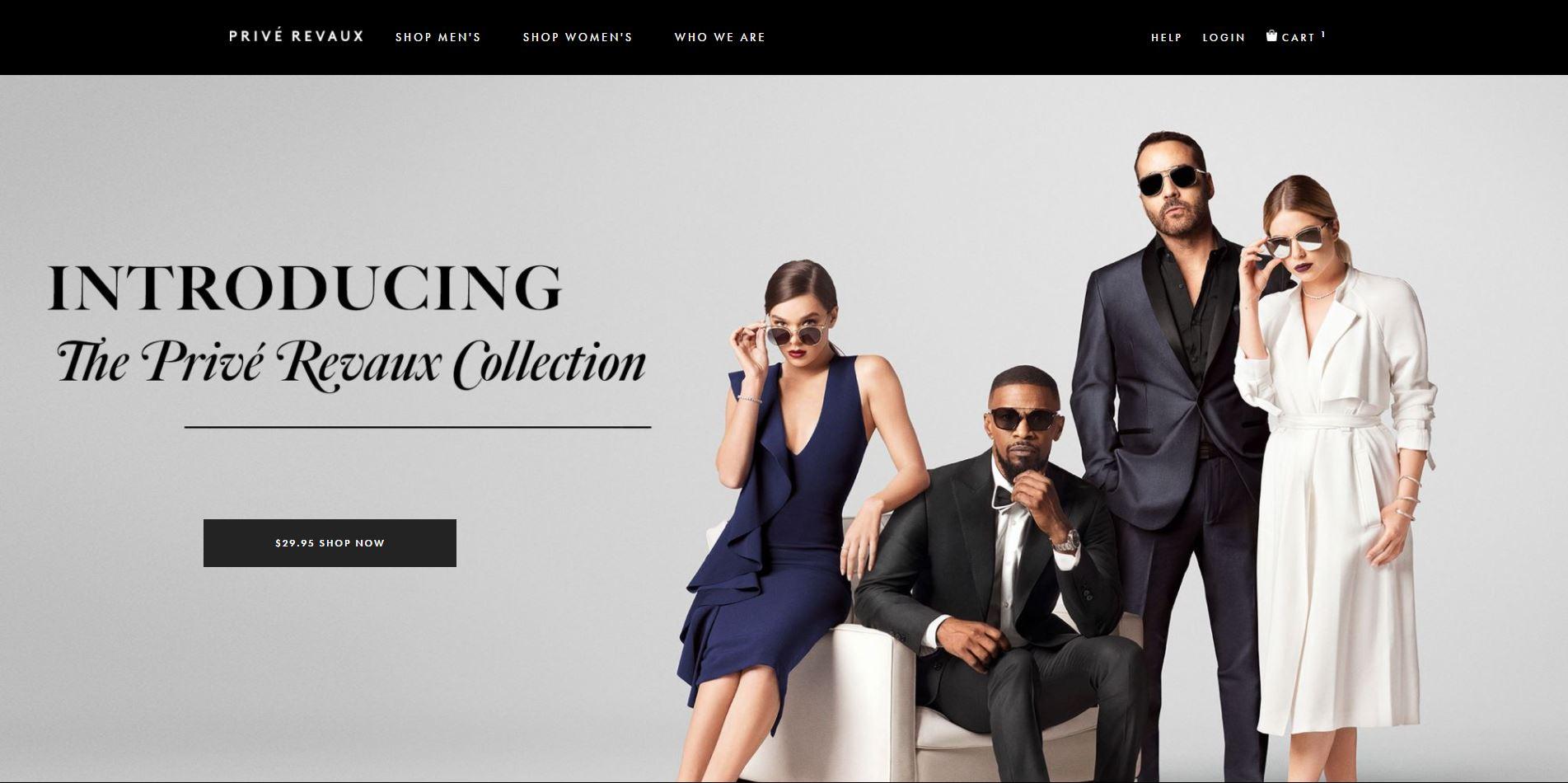 Privé Revaux - Home Page