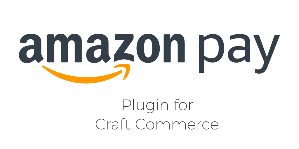 Craft Commerce payment method using Amazon Pay