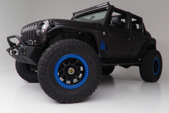 Hero Edition Jeep