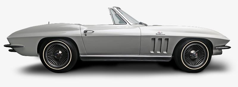 1966 Corvette Sting Ray Convertible