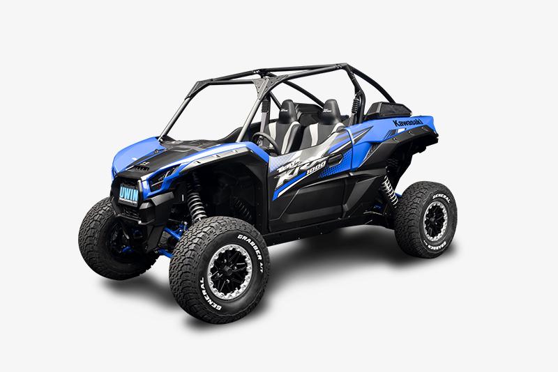 Learn More About this Kawasaki Teryx KRX 1000