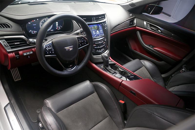 Cadillac CTS-V Championship Edition