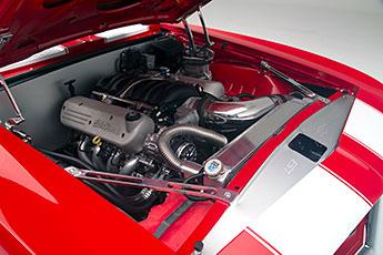 Restomod 1969 Camaro SS