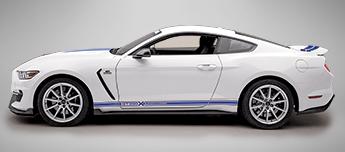 2017 MUSTANG GT350X