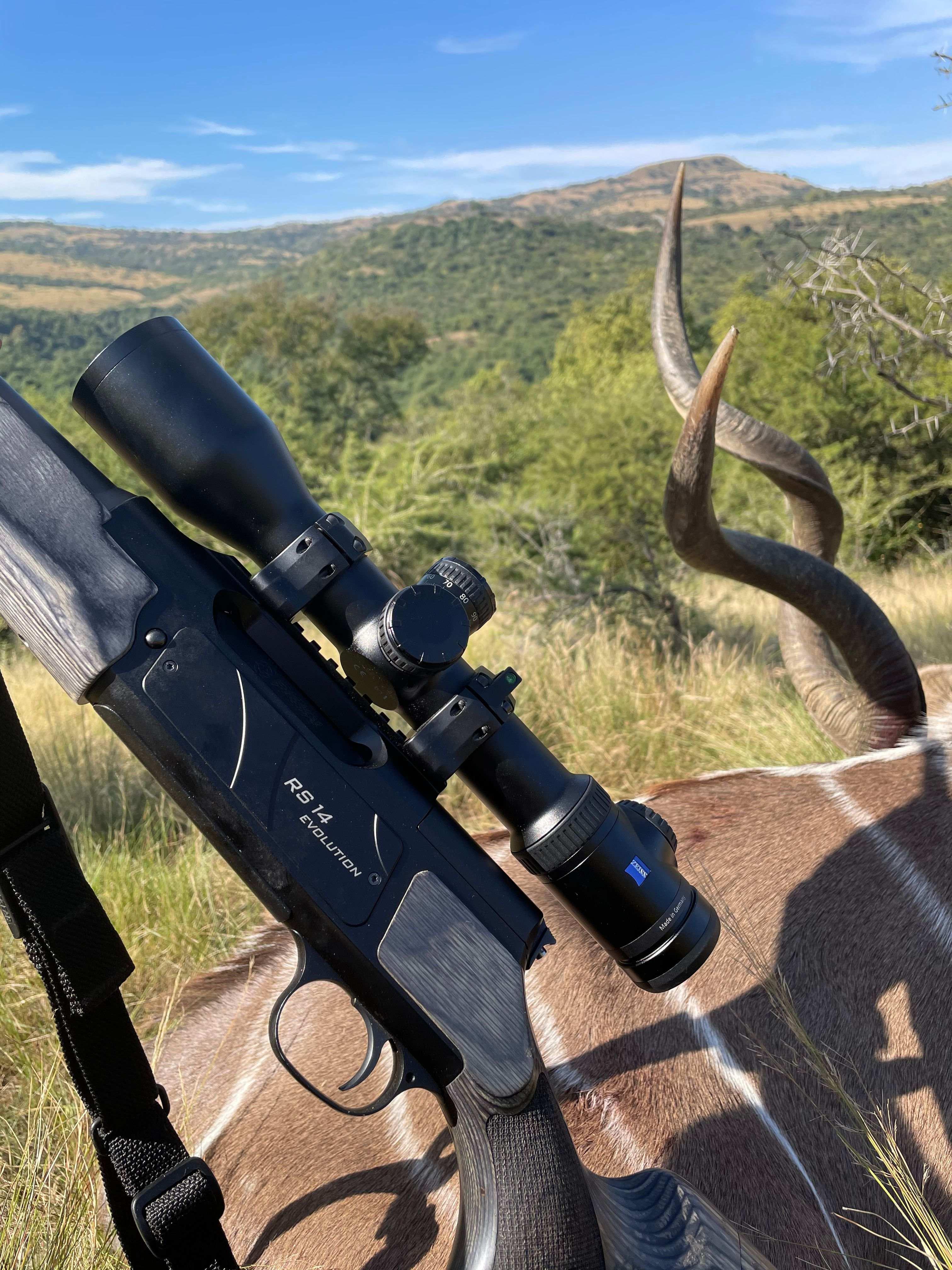 Bonus Prize: African Safari Trip