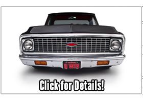 1972 Chevy C-10 Show Truck
