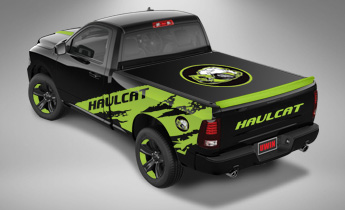 """Haulcat"" - Hellcat-powered 2018 Ram Sport Night Edition"