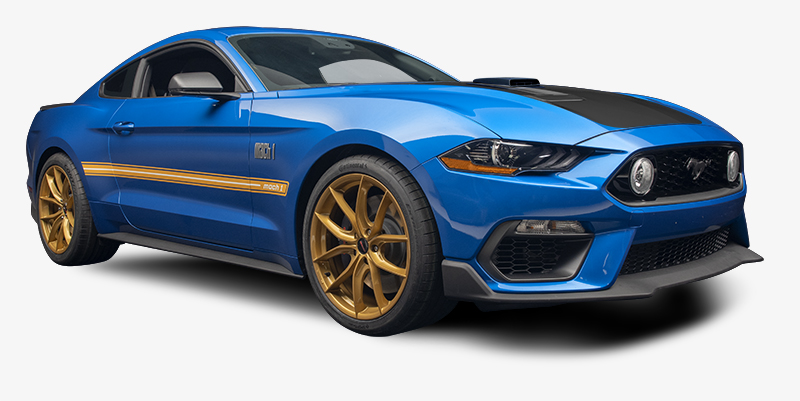 Learn more about this 2021 Mach 1