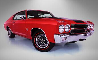 1970 SS396 Chevelle