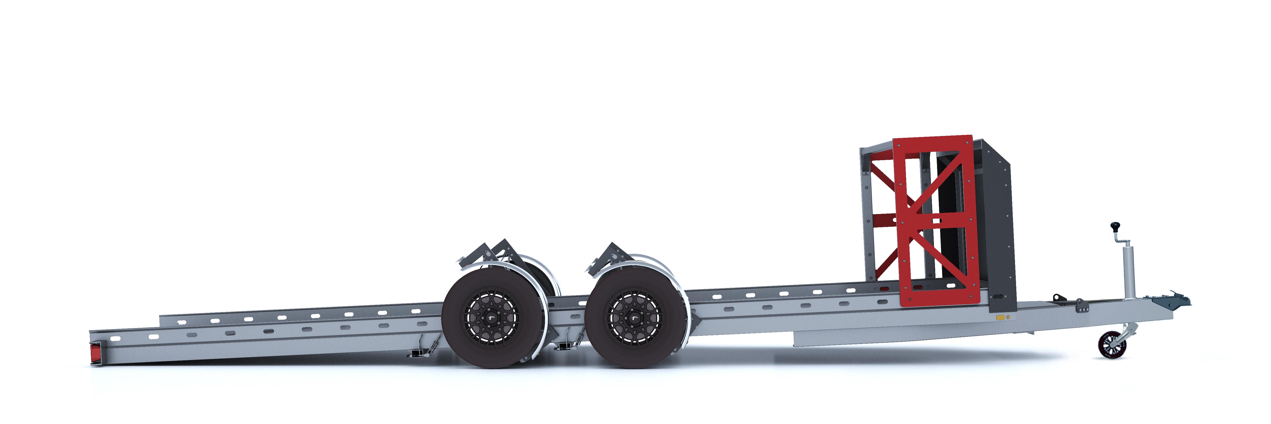 Futura Pro Car Trailer