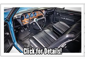 1967 GTO 400 H.O.