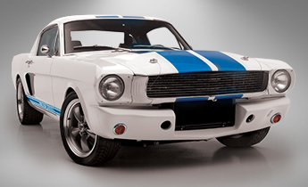 1965 SHELBY GT350X