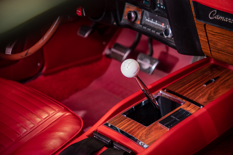 Learn More About this 1969 Camaro Super Sport