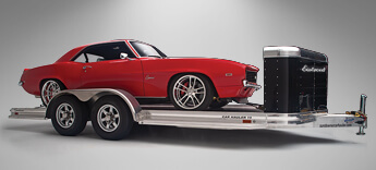 Open Car Hauler