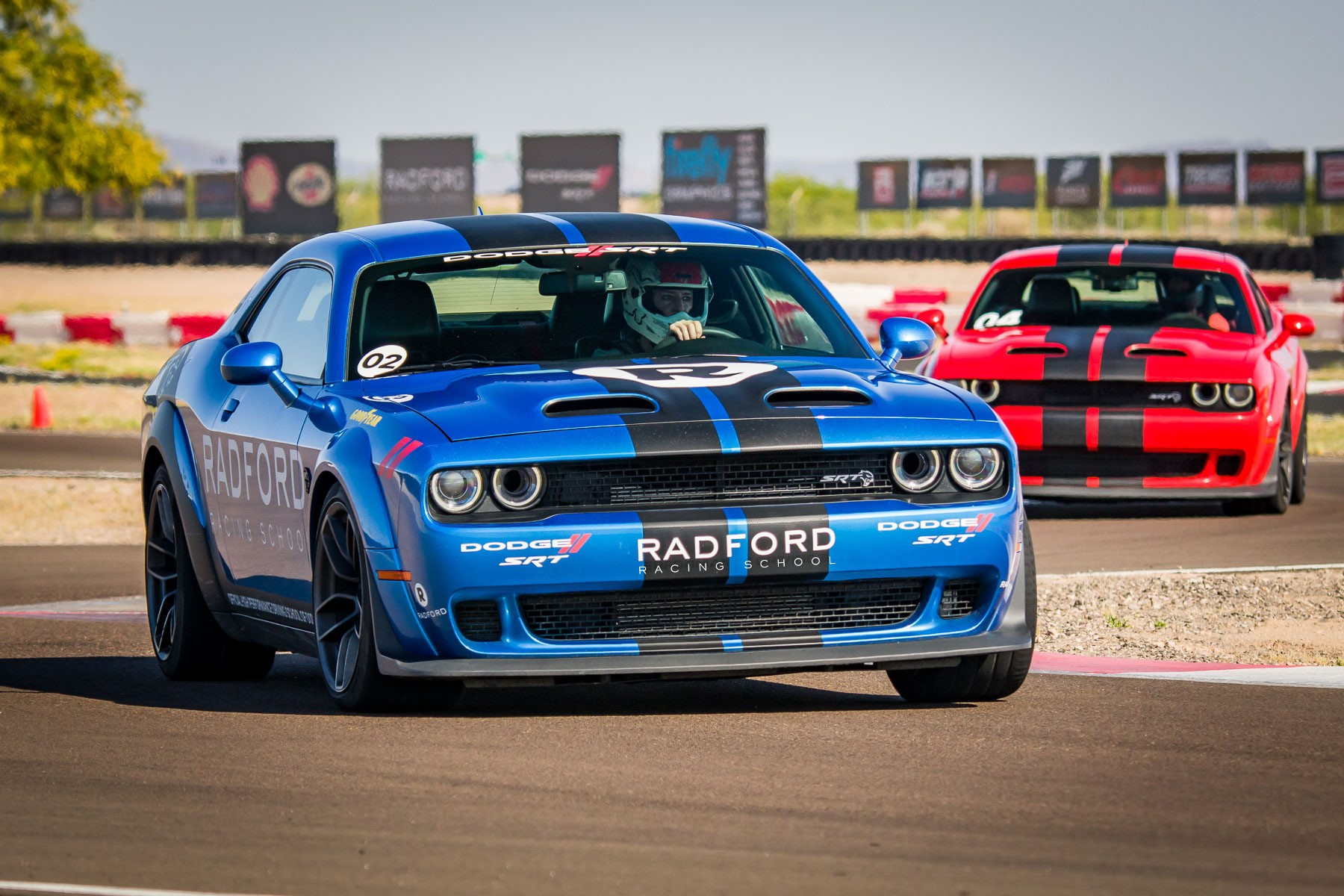 Plus, Win a 2-Day Radford Racing School Experience