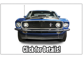 Learn More About this 1969 Mach 1