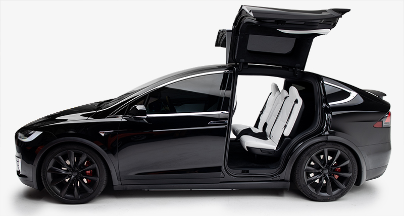 Learn More About This Tesla Model X