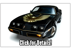 1979 Pontiac Trans Am Special Edition