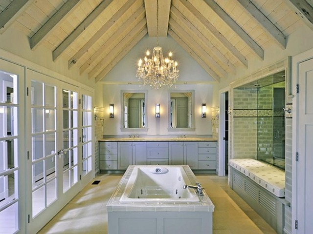 Stunning Spa Bathroom