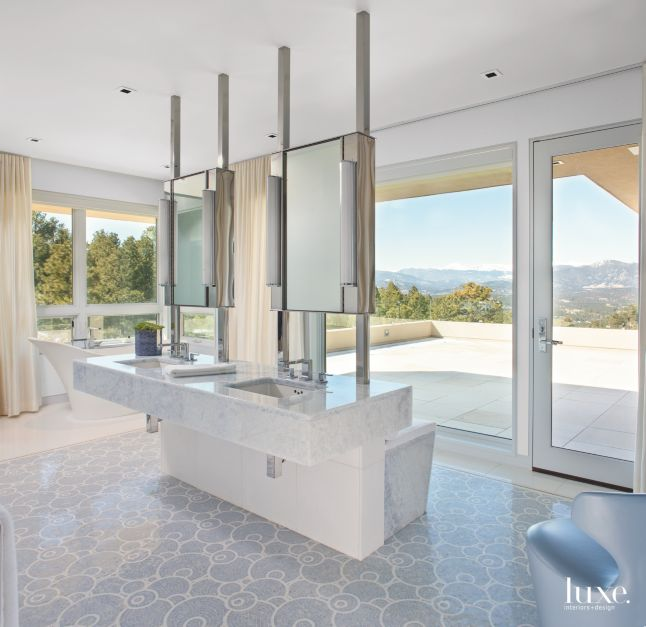 Bathroom Mountain Views